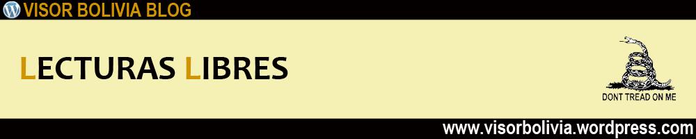 LECTURAS LIBRES BLOG